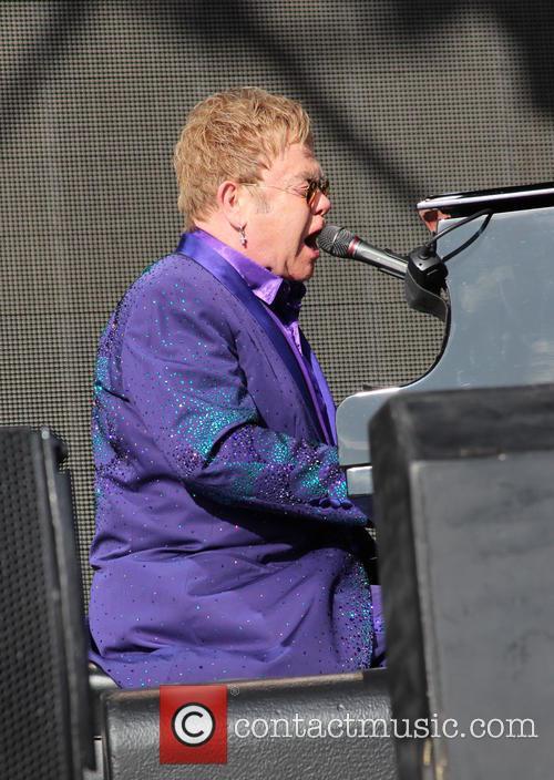 Sir Elton John 10