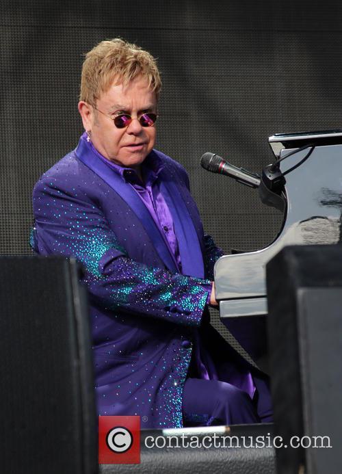 Sir Elton John 1