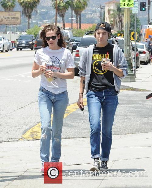 Kristen Stewart Alicia Cargile