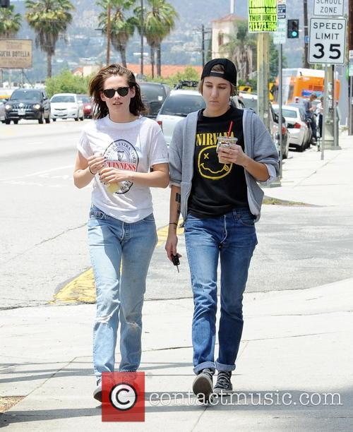 Kristen Stewart and Alicia Cargile 6