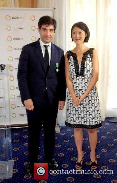Fleur Pellerin and Sergey Smbatyan 5