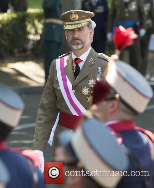 Spain's King Felipe Vi 2
