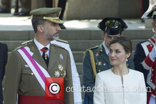 Spain's King Felipe Vi and Queen Letizia 8