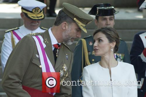 Spain's King Felipe Vi and Queen Letizia 9