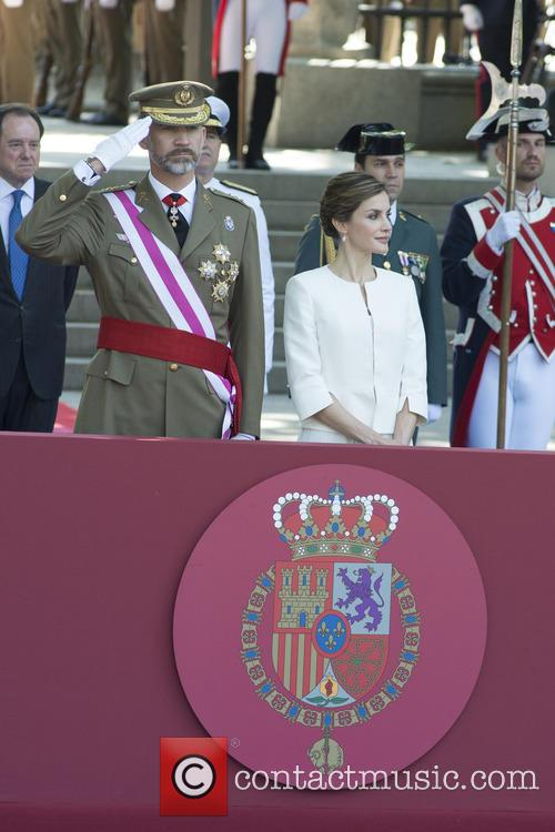 Spain's King Felipe Vi and Queen Letizia 10