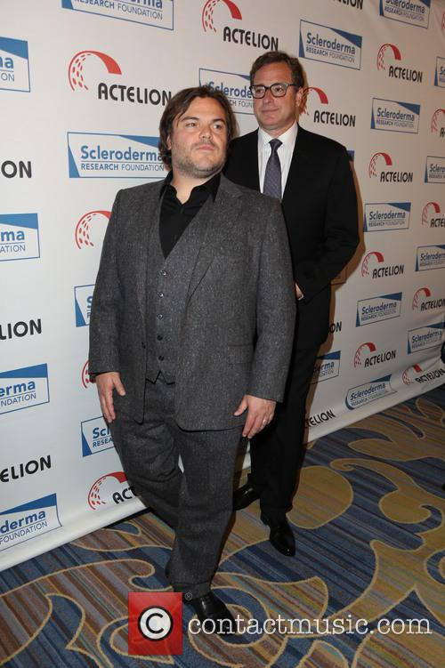 Jack Black and Bob Saget 5