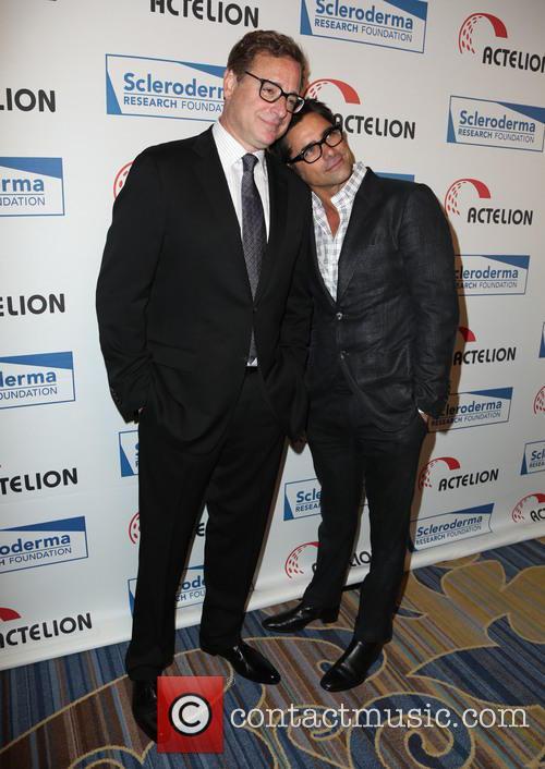 Bob Saget and John Stamos 6