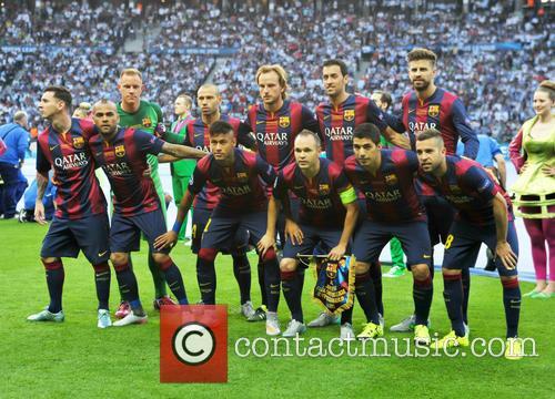 Barcelona Squad 1