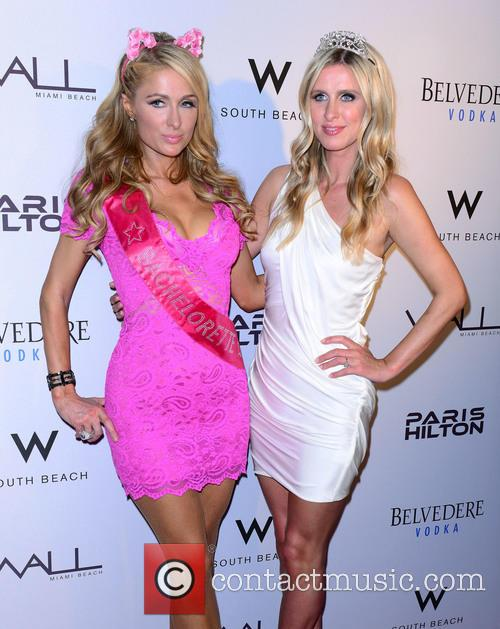 Paris Hilton and Nicky Hilton 2