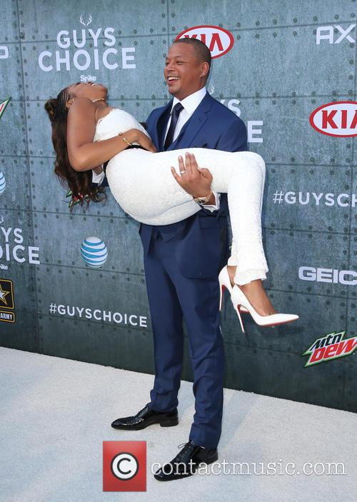 Terrence Howard and Taraji P. Henson 1