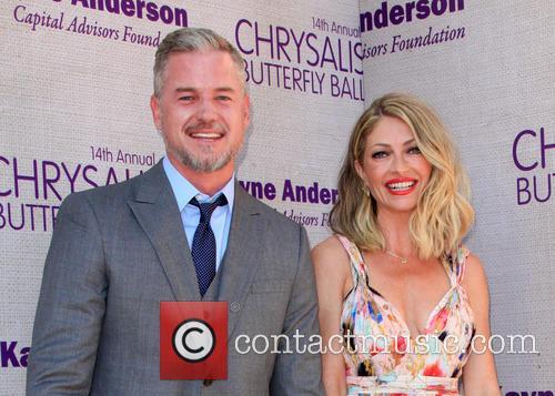 Eric Dane and Butterfly Ball Co-chair Rebecca Gayheart-dane 5