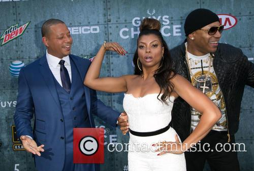 Terrence Howard, Taraji P. Henson and Ll Cool J 7