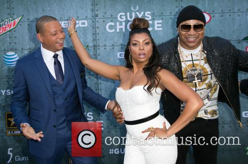 Terrence Howard, Taraji P. Henson and Ll Cool J 8