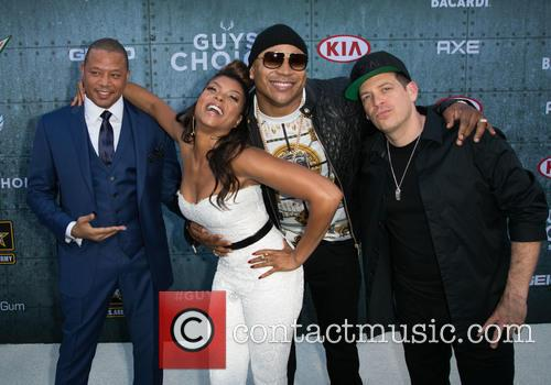 Terrence Howard, Taraji P. Henson, Ll Cool J and Guest 9