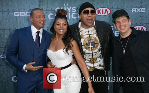 Terrence Howard, Taraji P. Henson, Ll Cool J and Guest 10