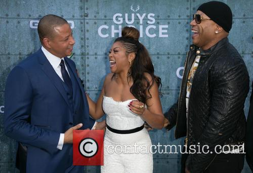 Terrence Howard, Taraji P. Henson and Ll Cool J 11