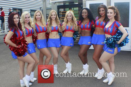 Crystal Palace Cheerleaders 2