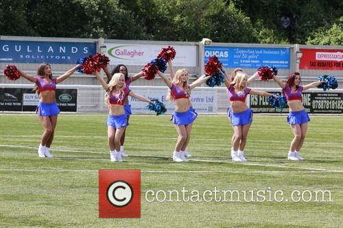 Crystal Palace Cheerleaders 3