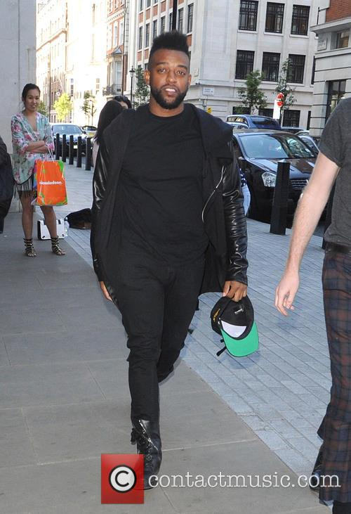 Oritsé Williams at BBC Radio 1