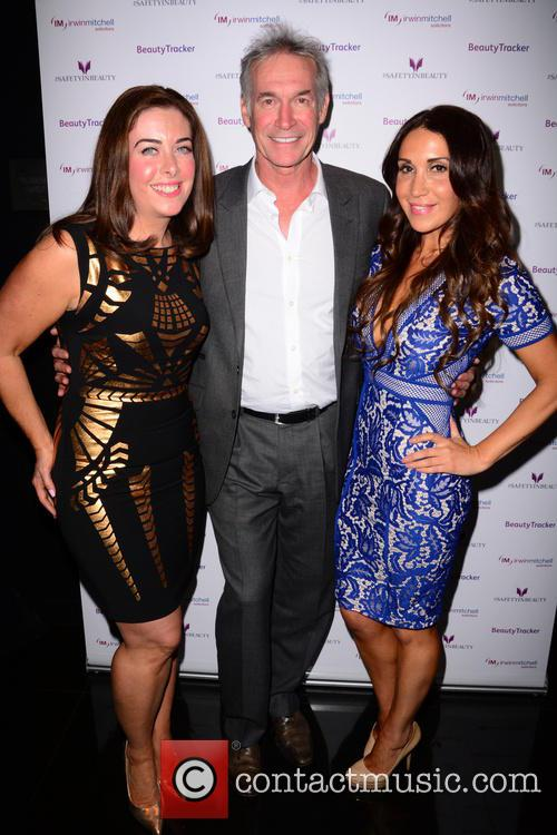 Hilary Jones, Mandy Luckman and Antonia Mariconda 3