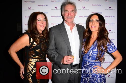 Hilary Jones, Mandy Luckman and Antonia Mariconda 5