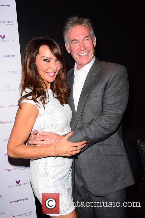 Lizzie Cundy and Dr Hilary Jones 2