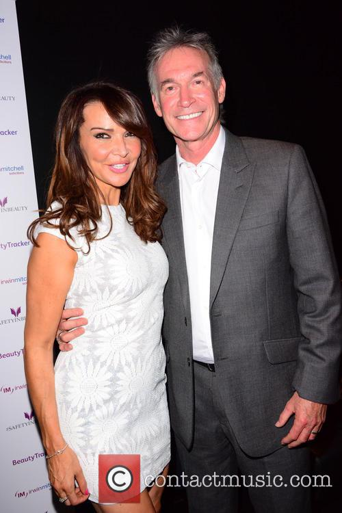 Lizzie Cundy and Dr Hilary Jones 3