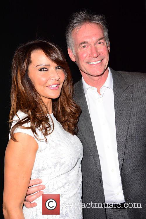Lizzie Cundy and Dr Hilary Jones 1