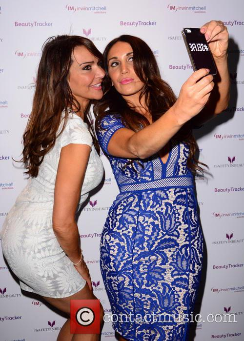 Lizzie Cundy and Antonia Mariconda 6