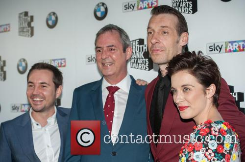 Vicky Mcclure and Neil Morrissey 1