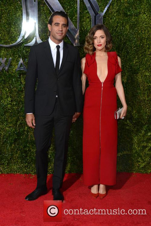 Bobby Cannavale and Rose Byrne 1