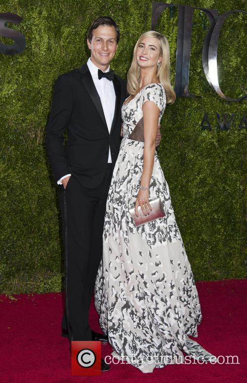 Jared Kushner and Ivanka Trump 1