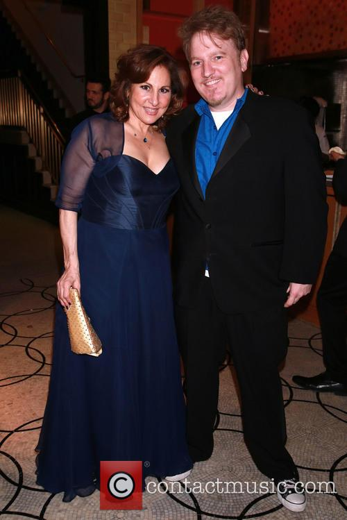 Kathy Najimy and Dan Finnerty 7