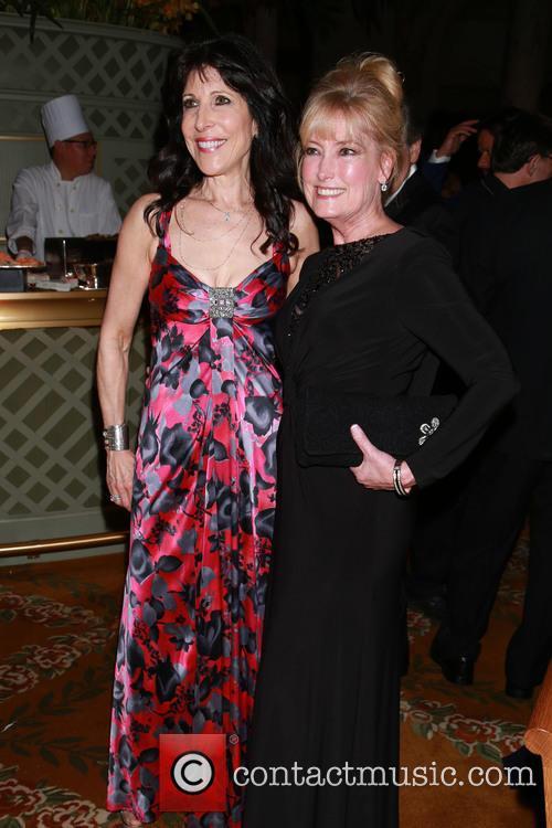 Catherine Schreiber and Sue Vaccaro 2
