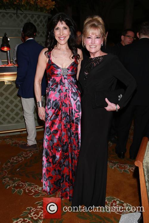 Catherine Schreiber and Sue Vaccaro 1