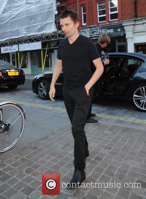 Matthew Bellamy 2