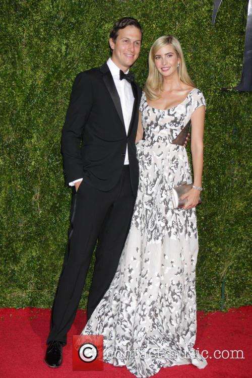 Ivanka Trump and Jared Kushner 3