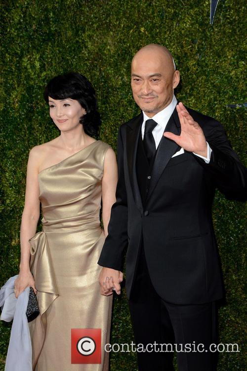 Kaho Minami and Ken Watanabe 1