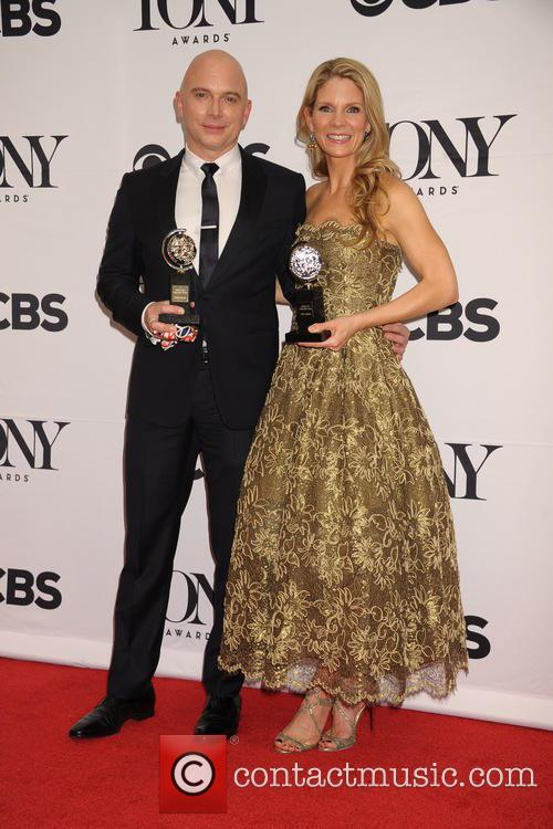 Michael Cerveris and Kelli O'hara 2