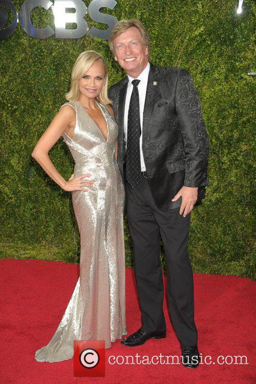 Kristin Chenoweth and Nigel Lithgoe 9