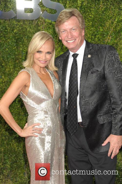 Kristin Chenoweth and Nigel Lithgoe 10