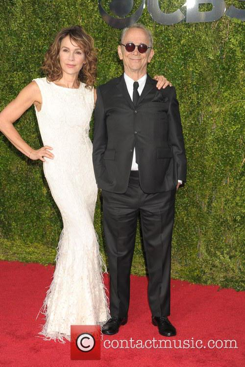 Jennifer Grey and Joel Grey 1