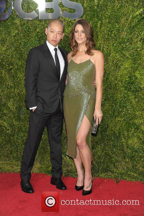 Jason Wu and Ashley Greene 3