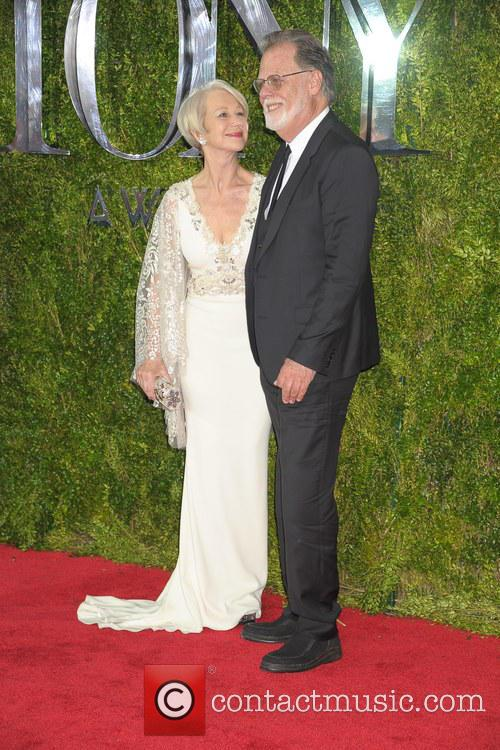 Helen Mirren and Taylor Hickford 5