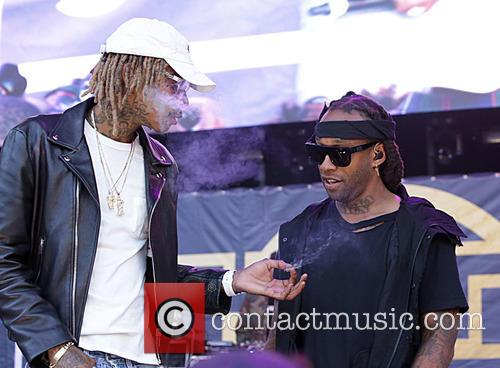 Dolla, Wiz Kalifa and Jam 3