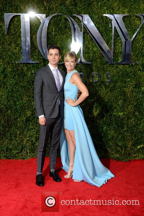 Matt Doyle and Beth Behrs 2