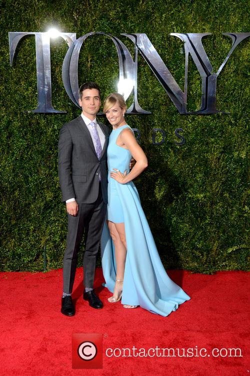 Matt Doyle and Beth Behrs 1