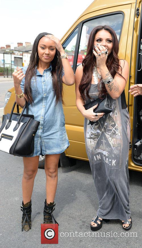 Leigh Anne Pinnock and Jesy Nelson 2