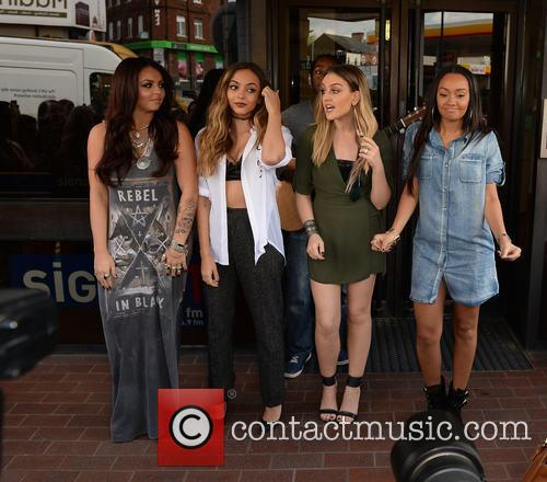 Jesy Nelson, Jade Thirwall, Perrie Edwards and Leigh Anne Pinnock 6