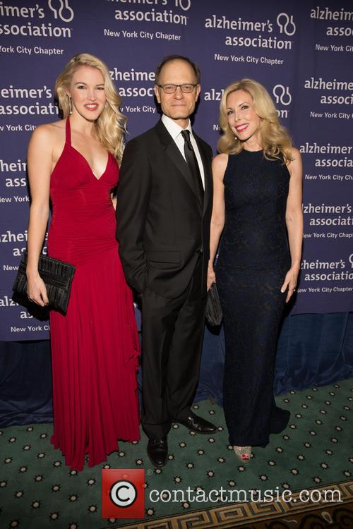 Ashley Campbell, David Hyde Pierce and Kim Campbell 2
